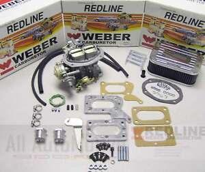 Chrysler Mazda Mitsubishi 2.6 A/T (Automatic Transmission) Weber Carb Conversion