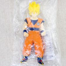 Dragon Ball Z Son Gokou Collectible Sofubi Figure 3 Banpresto JAPAN ANIME