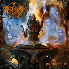 BURNING WITCHES Hexenhammer 2018 CD (Heavy Power Metal) All-Female Band
