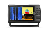 Garmin STRIKER Plus 9sv with CV52HW-TM Transducer active captain app
