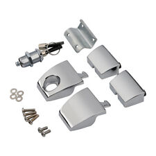 King Pak Latches Fit For Harley Davidson Touring Tour Pack 06-13 FLHT FLHR FLHX