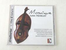MOSAIQUE - IVAN FEDELE - CD STRADIVARIUS 2010 - NM/NM-