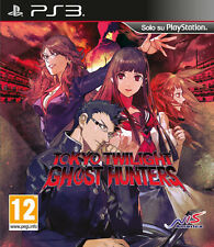 Tokyo Twilight Ghost Hunters PS3 Playstation 3 IT IMPORT NIS AMERICA