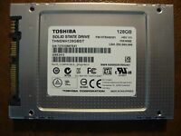 "Toshiba THNSNH128GBST FW:HTRAN101 205E2412 128gb 2.5"" SSD Sata"