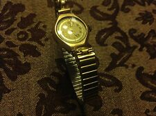 LACO Watch VINTAGE 20 mikron Rolled Gold Watch Band 10 Jahre Garantie 512 cal