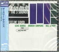 THREE SOUNDS-FEELIN' GOOD-JAPAN CD Ltd/Ed C41