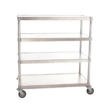 "Mobile (Queen Mary) Shelving Unit 24"" x 66"" x 36"""