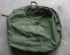 Military Issue Aviator Pilot Parachute Flight Kit Bag Sage. Navy/Air Force
