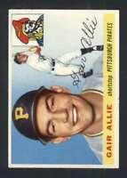 1955 Topps #59 Gair Allie NM/NM+ Pirates 85672