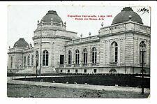 CPA - Carte Postale - Belgique -Liège Exposition de 1905 Palais des Beaux arts