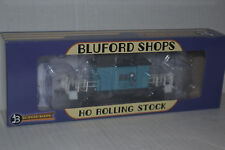 Bluford Shops 34360 Rock Island Short Roof Transfer Caboose  Ho Scale