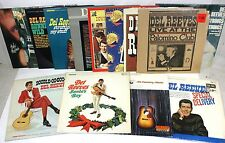 (Lot of 14) 33 RPM Vinyl Records - DEL REEVES - Record Collection (1965 - 1980)