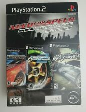 Need For Speed Collector's Series Playstation 2 PS2-Most Wanted, Underground 1&2