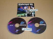 Emmanuel En Vivo Retro 2007 Universal Cd + Dvd Mexico
