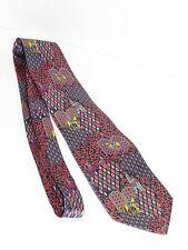 RICHEL ROYAL 100% Silk Colorful Design NECKTIE NEW
