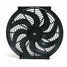 "14"" Zirgo 2122 fCFM High Performance Blu Cooling Fan zirgo ZIRZFB14S hot truck"