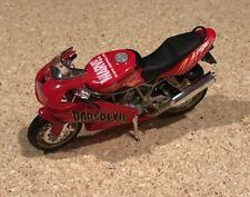 Maisto Daredevil Marvel Series #1 Ducati Supersport 900 1:18 Scale Loose