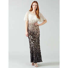 PHASE EIGHT NWOT 'Contina' Sequin Bodycon Maxi Ballgown Evening Dress Size 14