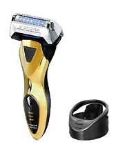 Hitachi Rechargeable Washable Rotary Shaver Gold RM-LX01UF 100-240V