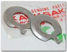 KAWASAKI PARTS KDX250 KE250 KX250 18MM CLUTCH LOCK WASHER 92024-076 QTY.2