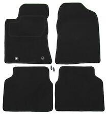 Apto para toyota yaris III auto alfombras felpudos a partir del año de fabricación 2011-osov