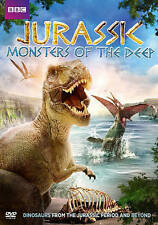 Jurassic: Monsters of the Deep (DVD, 2015)BBC