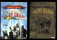 MONTY PYTHON  SACRÉ GRAAL  COFFRET Edition Limitée LIVRE 80 p. + 2 DVD ZONE 2