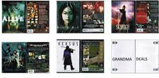 Lot of 5 Asian Cinema Tokyo Shock Horror DVD New Versus Death Trance Sky High