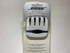 BOSE Quiet Comfort 3 Mobile Communications Kit Black New Sealed | Has Cracks*