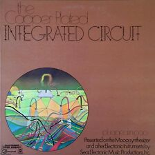 COPPER PLATED INTEGRATED CIRCUIT - PLUGGED IN POP - MOOG LP - ABC / COMMAND -'69