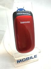 Samsung GT E1150i - Red (Unlocked) Mobile Phone Excellent Condition