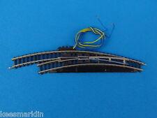Marklin 8568 Electric Curved Turnout Left   Z gauge Mini club