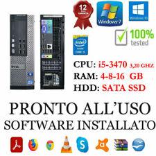 Desktop PC Dell RAM 16 GB