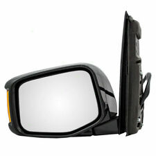 FIT FOR 2011 2012 2013 HD ODYSSEY MIRROR POWER HEATED MEMORY SIGNAL LEFT DRIVER