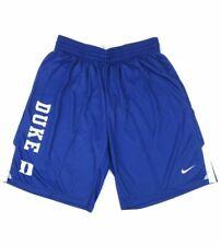 Nike Duke Blue Devils Digital Lacrosse Short Men's Large 707061 Blue White