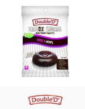 12 x 70g DOUBLE D HEALTHIER SWEETS Sugar Free Choco O Drops ( total 840g )