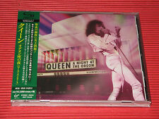 QUEEN A NIGHT AT THE HAMMERSMITH ODEON 1975 JAPAN SHM CD