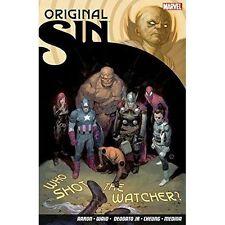 Original Sin by Mark Waid, Jason Aaron (Paperback, 2014)