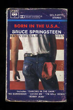 PHILIPPINES:BRUCE SPRINGSTEEN - Born In The U.S.A. TAPE LIMITED PAPER BOX RARE