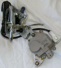 Perodua Kelisa 2002 Off Side Rear OSR Door Lock with Central Locking Motor