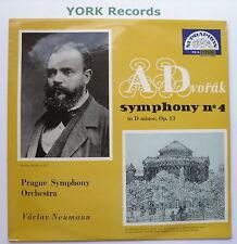 SUA ST 50119 - DVORAK - Symphony No 4 NEUMANN Prague SO - Ex Con LP Record