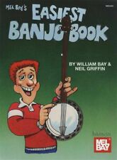 Easiest Banjo Book Learn How to Play Tutor Method Music Book