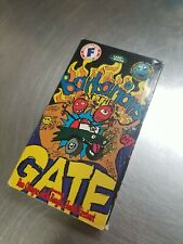 Foundation Barbarians at the Gate Vhs Skate Skateboard Video World Industries