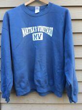 Martha's Vineyard Massachusetts USA Sweatshirt Extra Large XL Mens/ Women Unisex