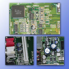 AMIGA 600 & 1200 Recap Service - SMD Elko wechsel gegen Keramik Kondensatoren