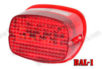 Bright Ass Light LED Taillight For Harley-Davidson BAL1