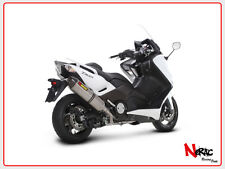 AKRAPOVIC POT D'ÉCHAPPEMENT EVOLUTION COMPLET EXHAUST YAMAHA TMAX 08 2016