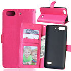 New Luxury Card Holder Magnetic Flip Cover Stand Wallet Leather Case For Huawei