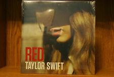 Taylor Swift - Red 2x US black vinyl lp - 16 track - Ed Sheeran Gary Lightbody