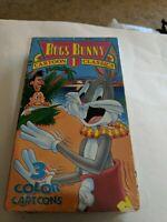 Bugs Bunny Cartoon Classics V. 1 (VHS)
